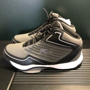 Fila import basketball shoes, size 9.5 male